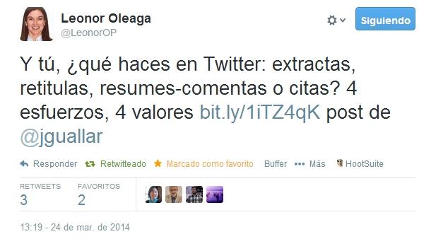 caracterizacion - ejemplo retitular twitter postloscontentcurators 02