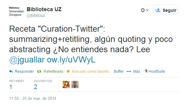 caracterizacion - ejemplo retitular twitter postloscontentcurators 05