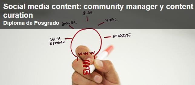 uoc social media content