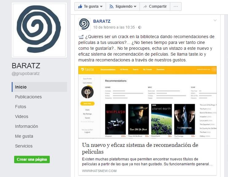 como trabajan - julian marquina - facebook baratz